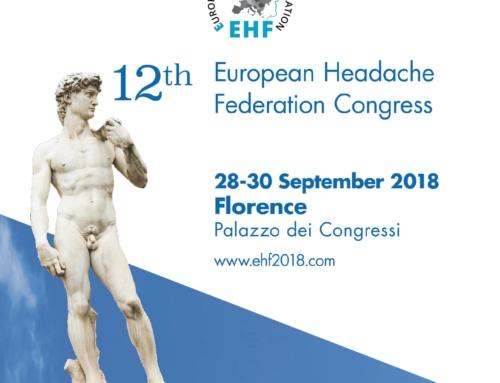 12th European Headache Federation Congress