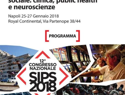 12° Congresso Nazionale SIPS – Le nuove frontiere della psichiatria Sociale: clinica, public health e neuroscienze
