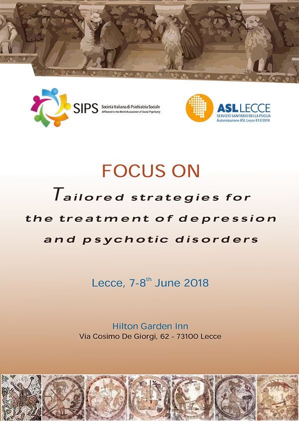 Focus on: Tailored strategies for the treatment of depression and psychotic disorders