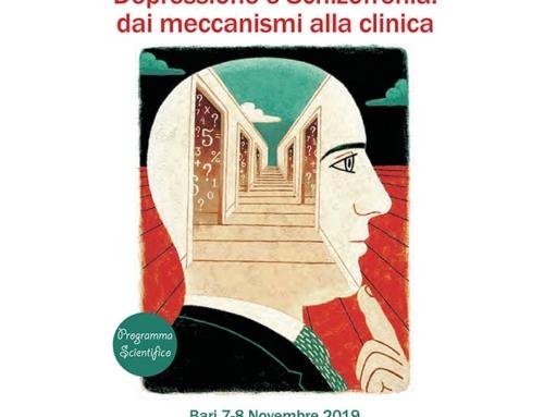 Depressione e Schizofrenia: dai meccanismi alla clinica
